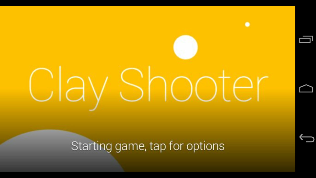 Clay Shooter 1