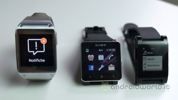 Confronto smartwatch 14