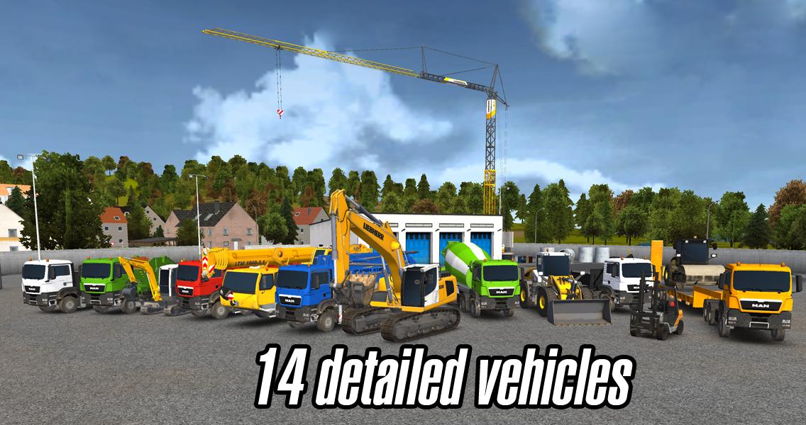 Construction Simulator 2014 sample (2)