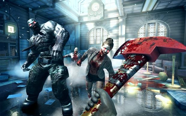 Dead Trigger 2 update sample 1