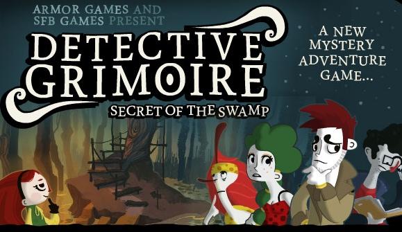 Detective Grimoire Header