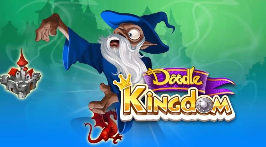 Doodle Kingdom Header