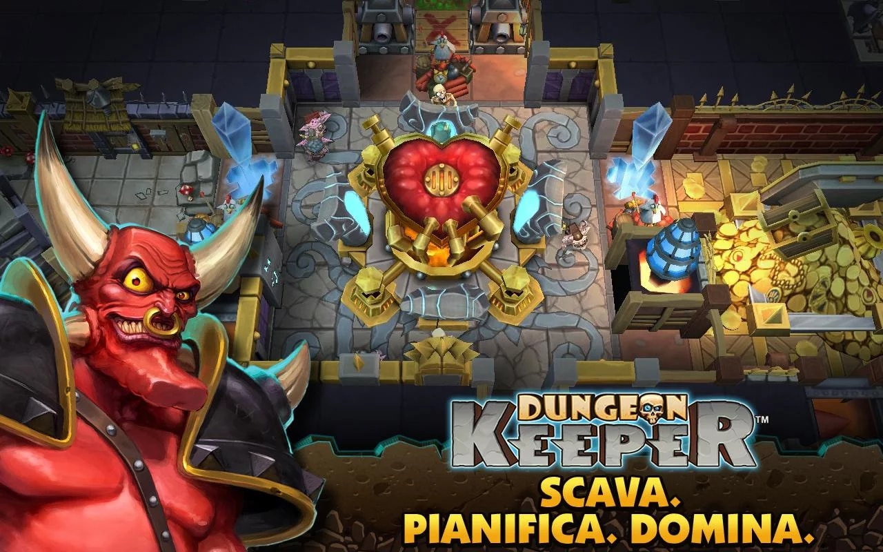 Dungeon Keeper Sample (4)