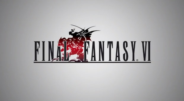 Final Fantasy VI Header
