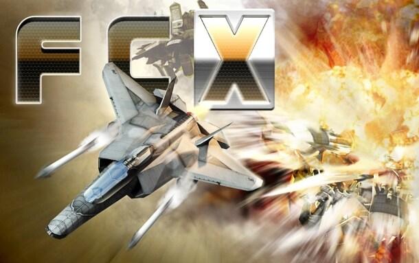 Fractal Combat X Header