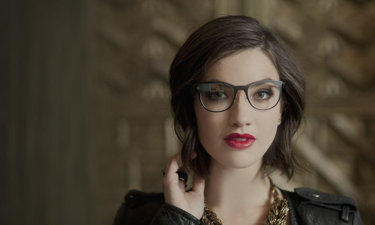 Google Glass Titanium collection: immagini e prezzi (foto e video)