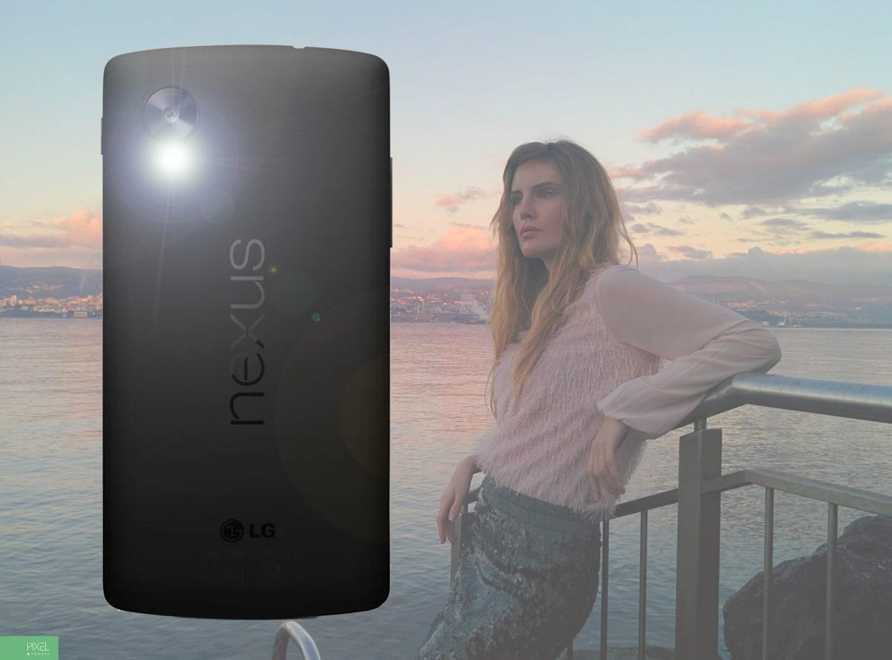 LG Nexus 5 prova fotografica