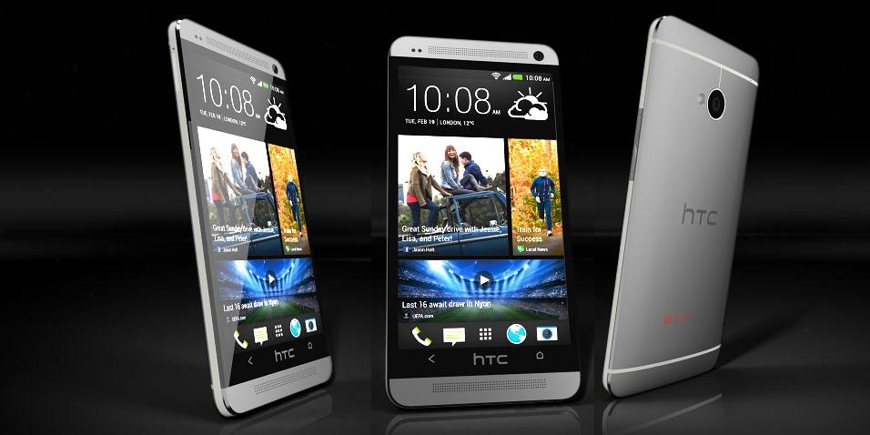 HTC One final