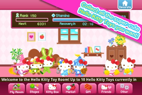 Hello Kitty Tap and Run (4)