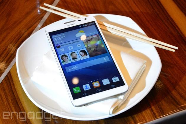"""Huawei Ascend Mate 2 ufficiale: 6,1"""" 720p con processore quad-core (foto e video)"""