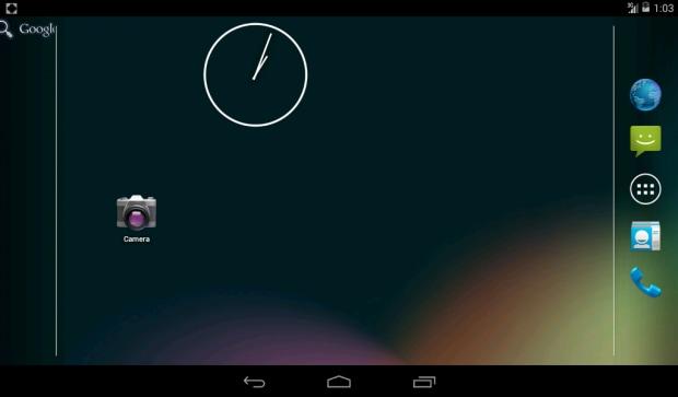 Immersive Full-Screen Mode 1