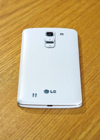 LG G 2 Pro rear