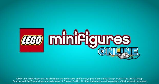 Lego Minifigures Online new header