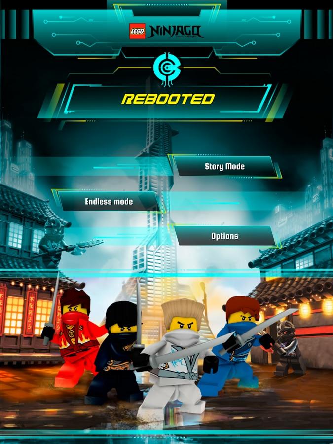 LEGO Ninjago REBOOTED disponibile sul Play Store (foto)