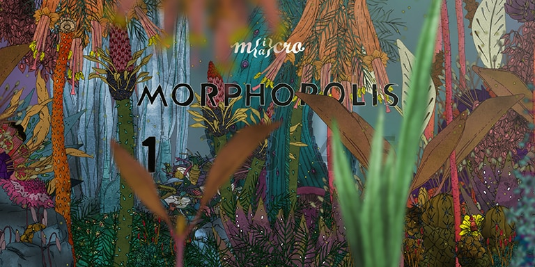 Morphopolis header