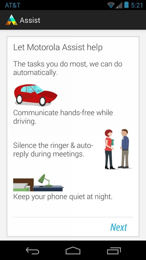 Motorola Assist