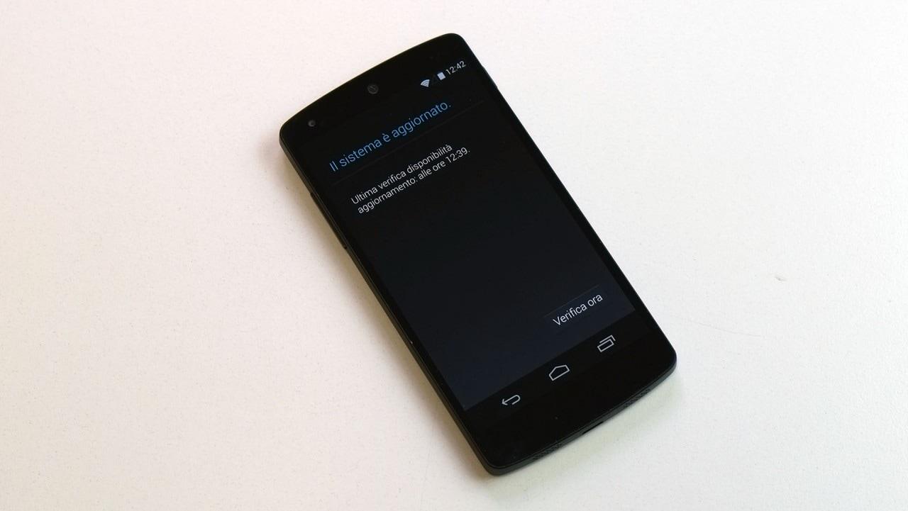 Come aggiornare manualmente l'OTA di un dispositivo Nexus (video)