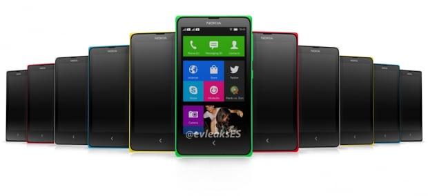 Nokia Normandy render