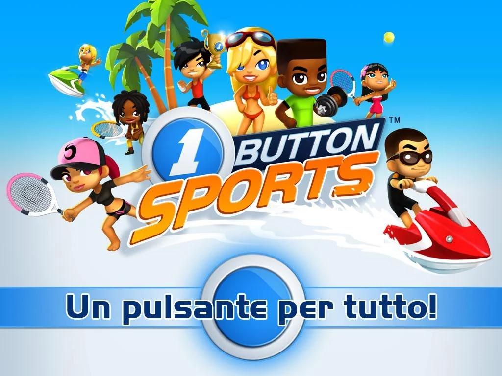 One Button Sports Header
