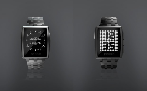Pebble Steel 2