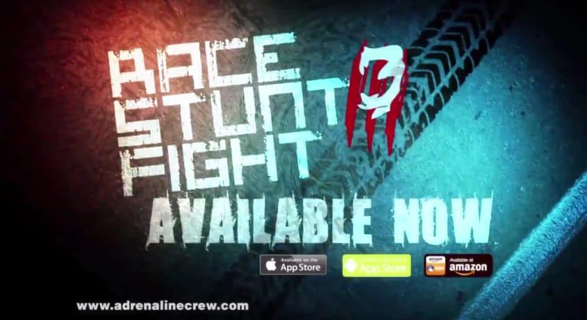 Race Stunt Fight 3 header