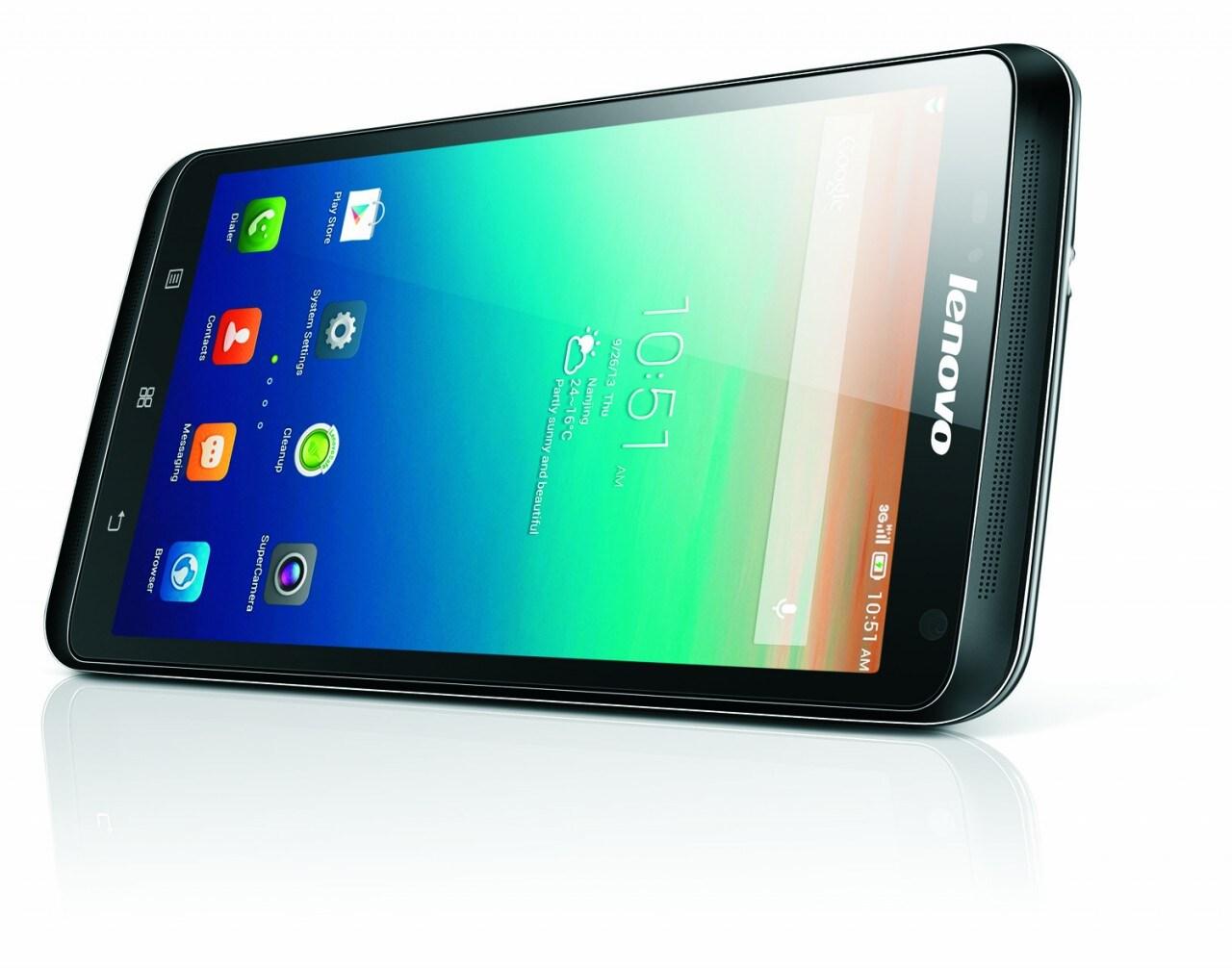 Lenovo S930, S650 e A859 ufficiali: tre nuovi smartphone dual-SIM da 6, 5, e 4,7 pollici (foto)