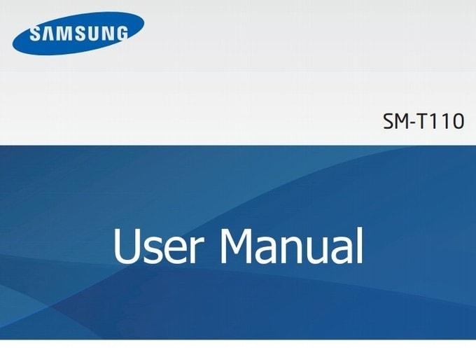 Samsung Galaxy Tab 3 manuale