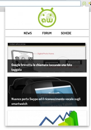 AndroidWorld.it Chrome Web App