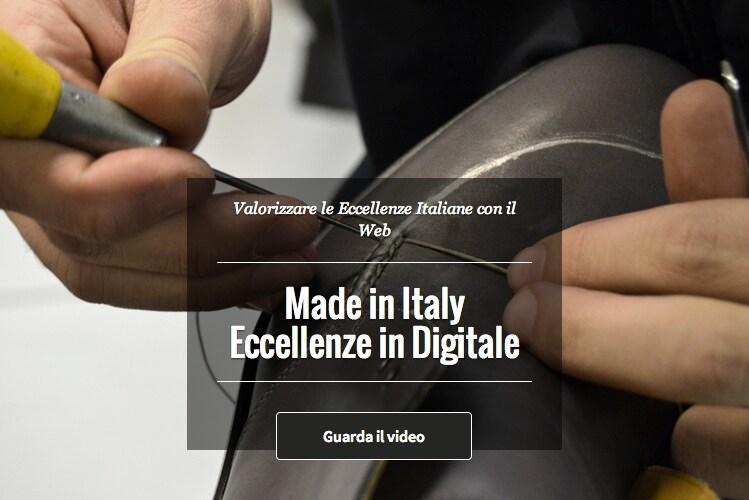 """""""Made in Italy: eccellenze in digitale"""", Google spinge l'Italia sul web (video)"""