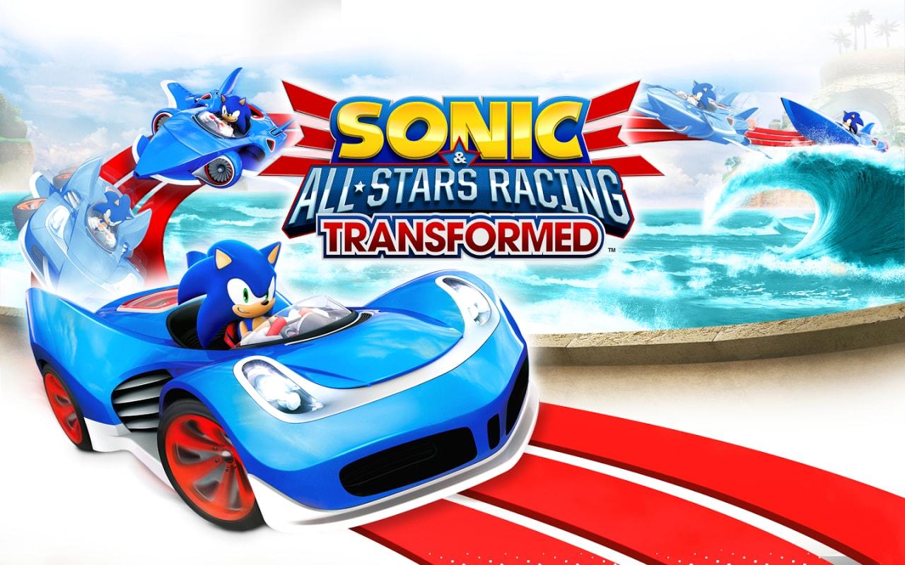 Sonic & All-Stars Racing Transformed Header