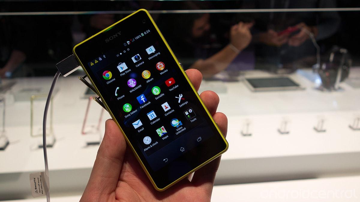 Sony Xperia Z Compact 3