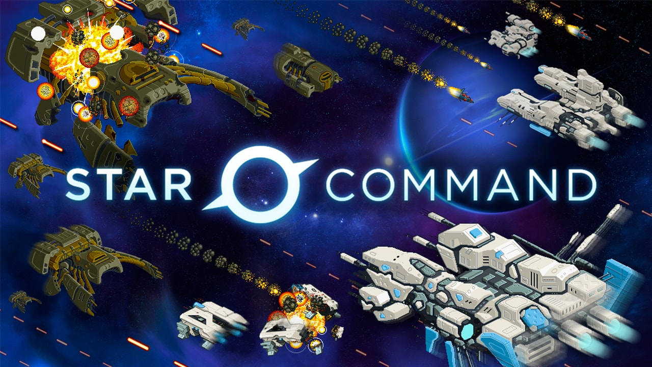 Star Command header