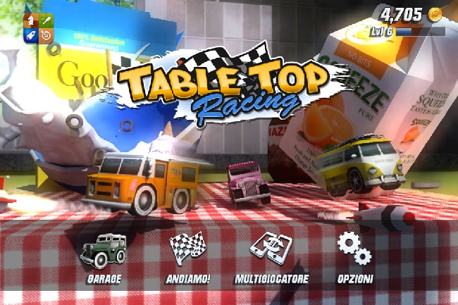 Table Top Racing header
