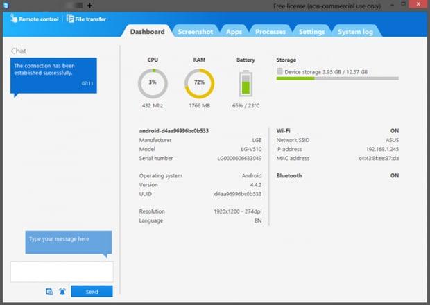 TeamViewer QuickSupport anche per i dispositivi ASUS, Lenovo