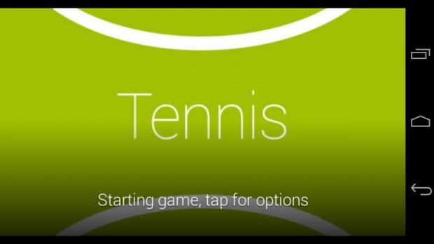 Tennis Glass 1