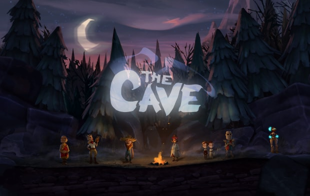 The Cave new header