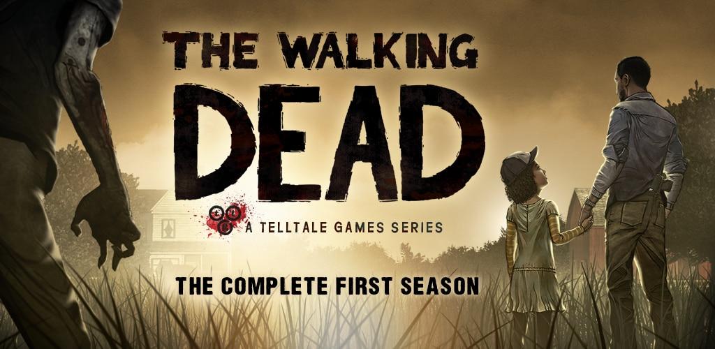 The Walking Dead header