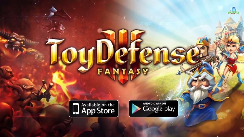 Toy Defense III Fantasy Header