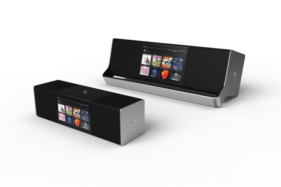 Vizio presenta due stereo portatili con Android (foto)