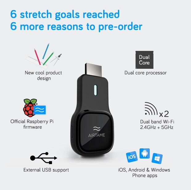 L'anti Chromecast si chiama AIRTAME e ha già raccolto oltre un milione di dollari su Indiegogo (video)