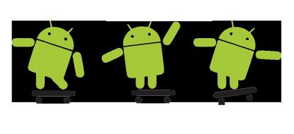 android skate modding