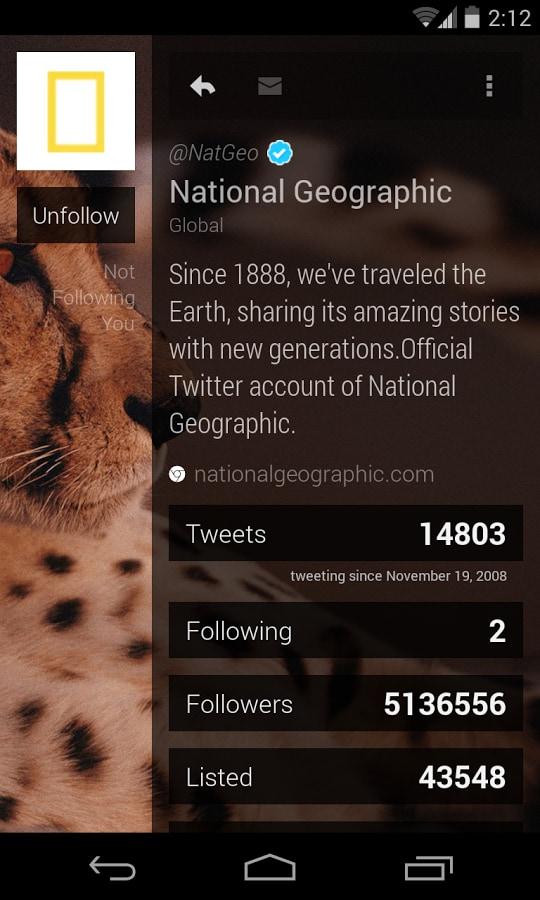 Carbon for Twitter si aggiorna con nuovo design e funzionalità