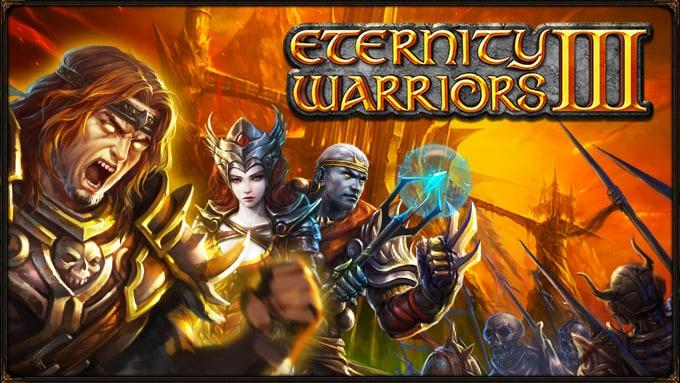 Eternity Warriors 3, la recensione del titolo hack and slash di Glu Mobile