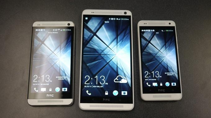 La nuova Sense arriverà sul vecchio HTC One, One mini e One max durante la primavera