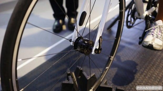 samsung trek bike 4
