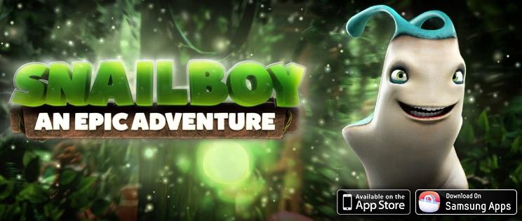 Snailboy: An Epic Adventure disponibile in esclusiva sul Samsung Apps