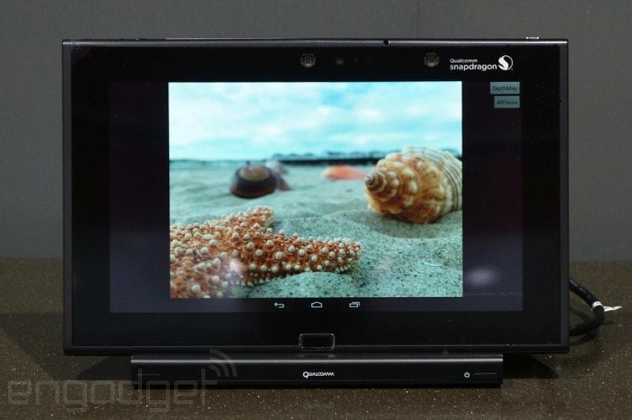 snapdragon 805 refecence tablet