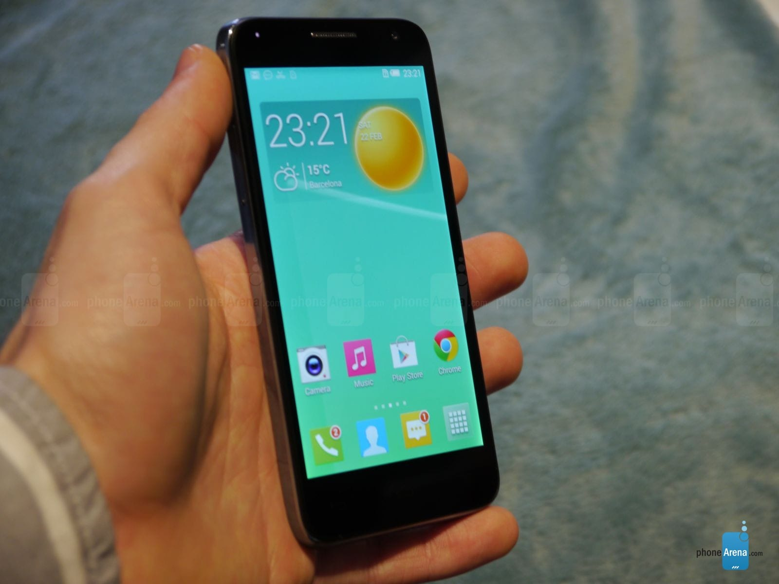 alcatel one touch idol 2 mini s from