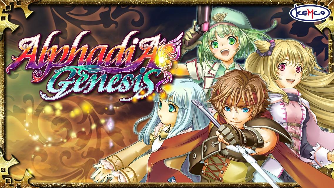 Alphadia Genesis, la recensione del JRPG di Kemco e Exe-Create