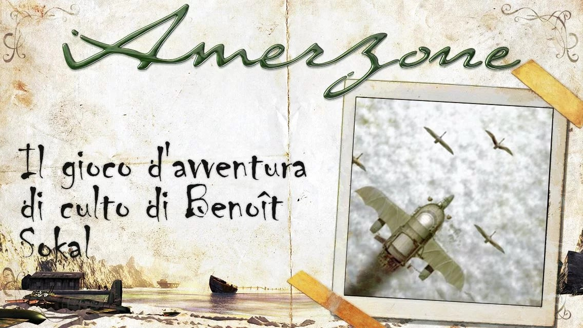 Amerzone Header